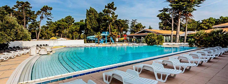 hôtel avec piscine ile de ré
