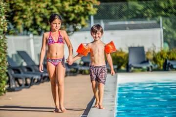 Piscine pour enfants hôtel Charente maritime