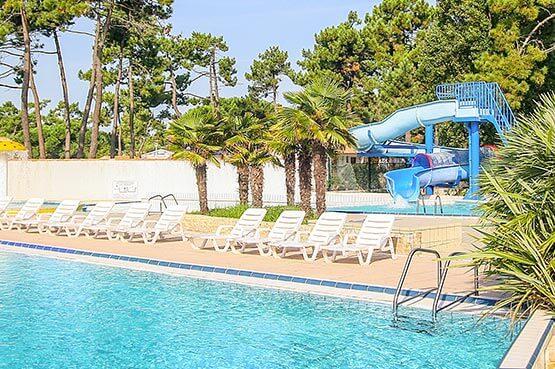 hotel ile de ré avec piscine
