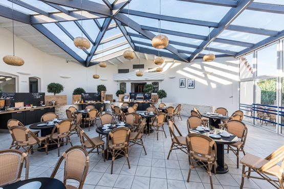 chambre double hotel charente-maritime