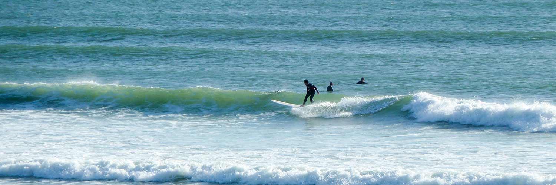 louer surf sur l'île de Ré