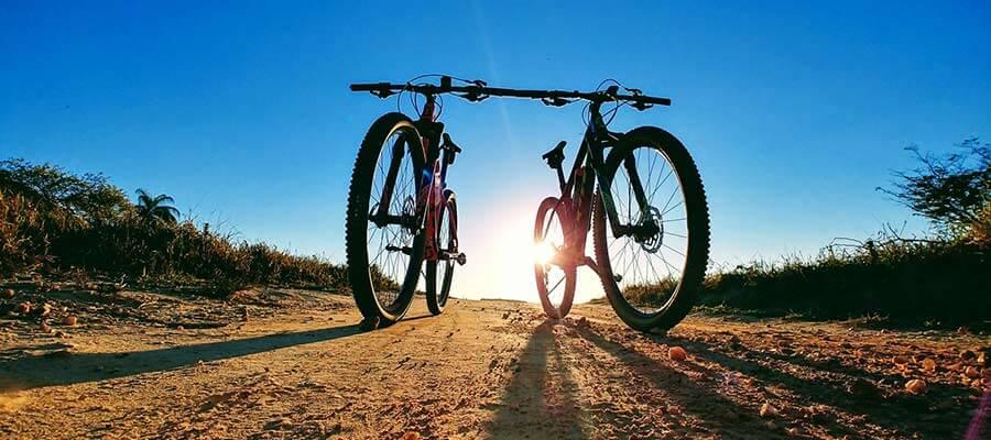 location vélo ile de bois plage