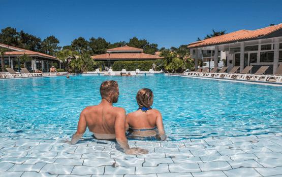 hotel avec activité piscine charente maritime