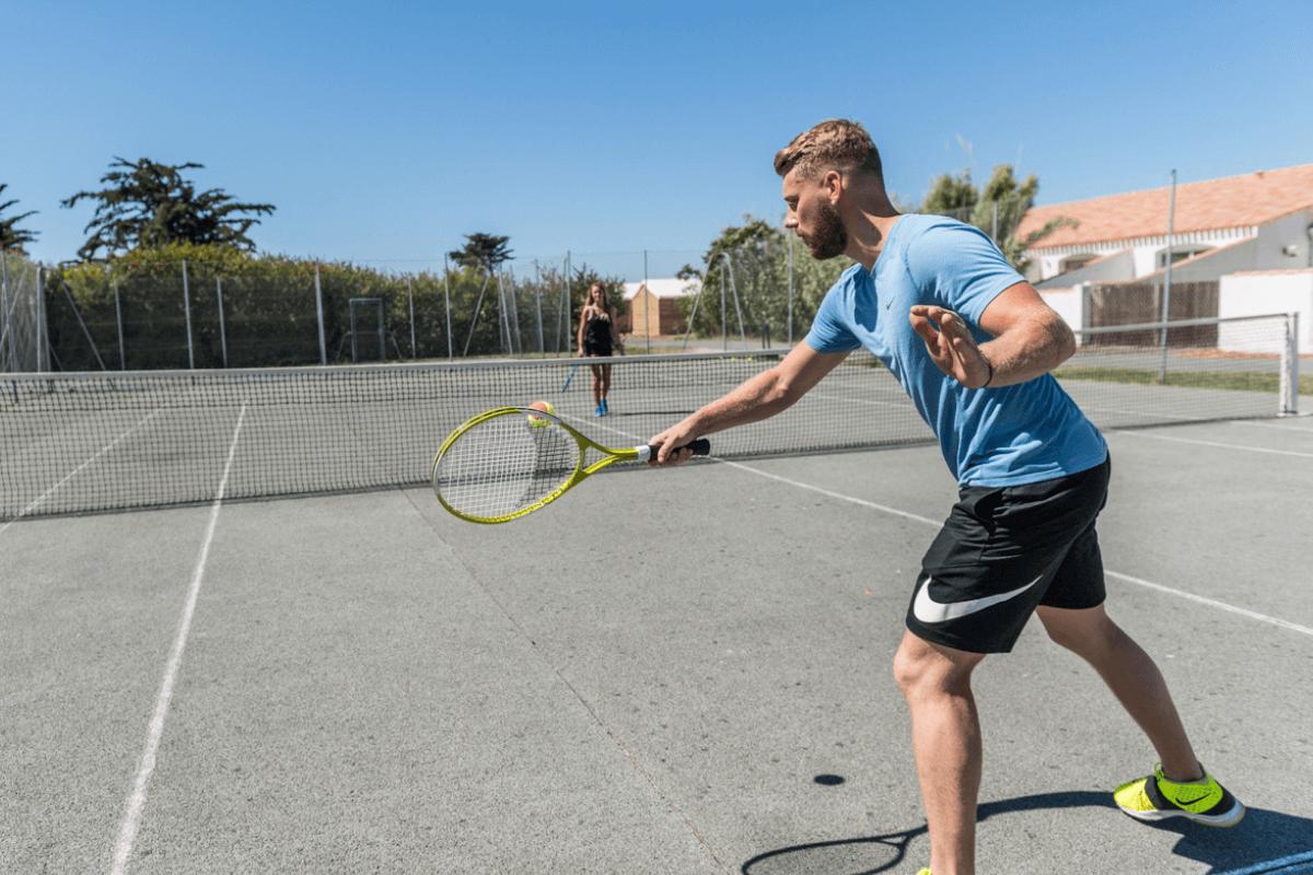hotel activité tennis
