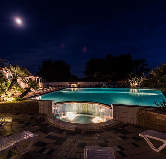 piscine hotel ile de re